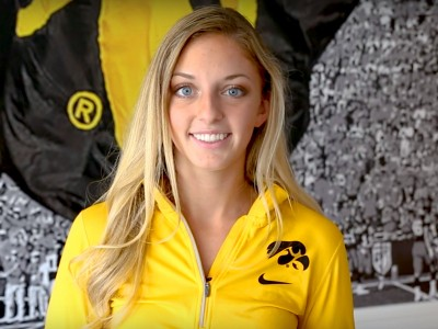 Kylene Spanbauer: Iowa Golden Girl