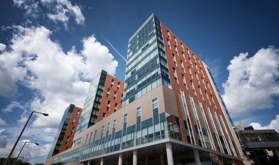 University celebrates opening of Elizabeth Catlett Residence Hall