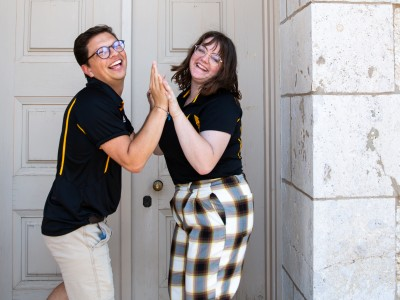 Orientation brings Iowa to new students from the comfort of their homes