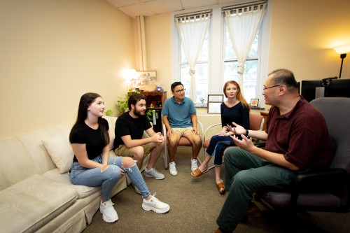 University Counseling Service meets increased demand in creative ways