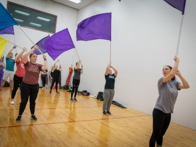Color Guard: starting your own organization