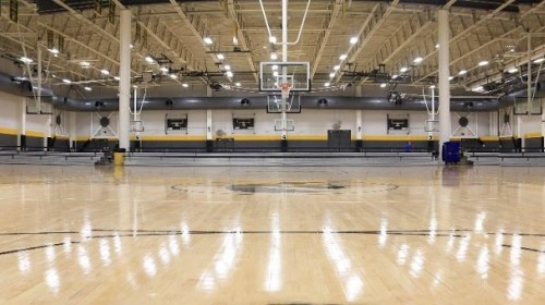 South Gym receives much needed updates