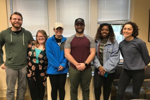 University Counseling Service partners with student organizations