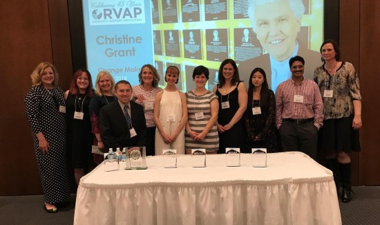 RVAP celebrates 45 years of advocacy, support, and prevention