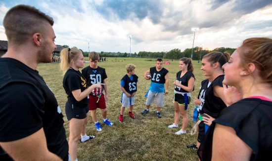 Unified Sports creates lasting connections with Special Olympics athletes