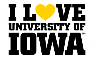 Show your love for the University of Iowa on its 172nd birthday