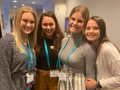 Panhellenic chapters unite to address mental health