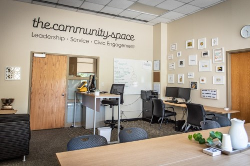 The Community Space: your connection to serving others
